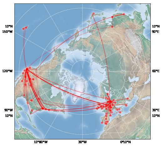 map-flights-places